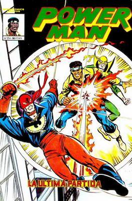 Power Man Vol. 2 (1981) #2