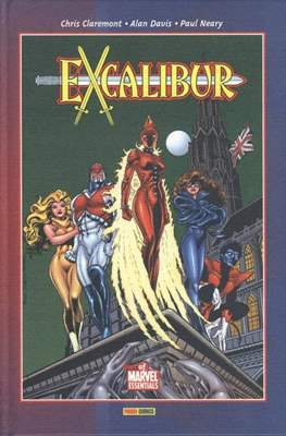 Excalibur. Best of Marvel Essentials (Cartoné 176 pp) #1