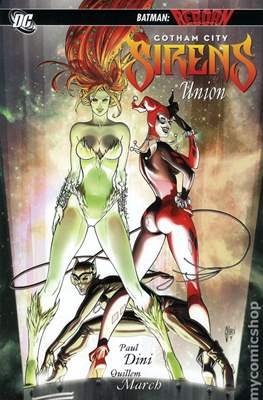 Gotham City Sirens: Union