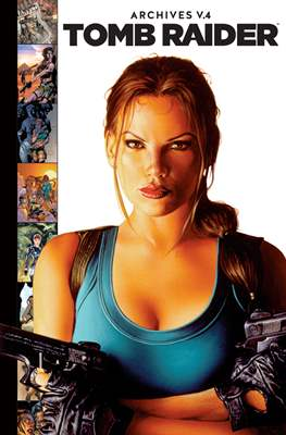 Tomb Raider Archives (Hardcover) #4