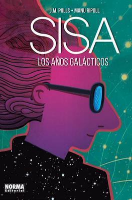 Sisa - Los años galácticos (Cartoné 72 pp) #