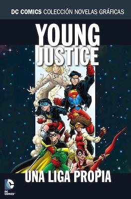Colección Novelas Gráficas DC Comics (Cartoné) #38
