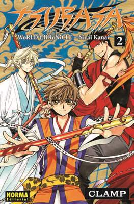 Tsubasa World Chronicle - Nirai Kanai (Rústica) #2