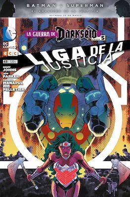 Liga de la Justicia. Nuevo Universo DC / Renacimiento #48