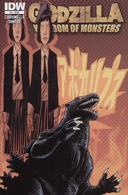 Godzilla: Kingdom of Monsters #11