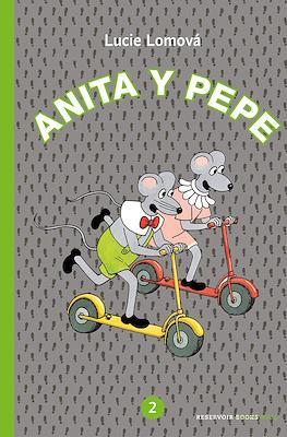 Anita y Pepe (Cartoné 112 pp) #2