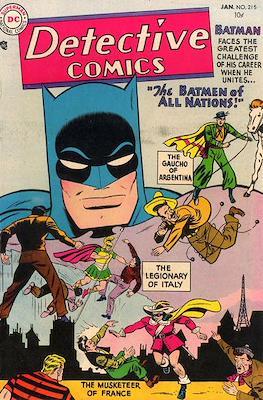 Detective Comics Vol. 1 (1937-2011; 2016-) (Comic Book) #215
