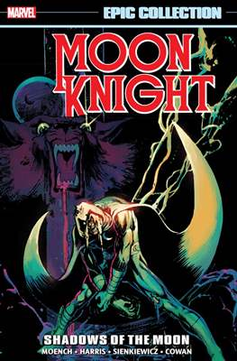 Moon Knight Epic Collection (Softcover) #2
