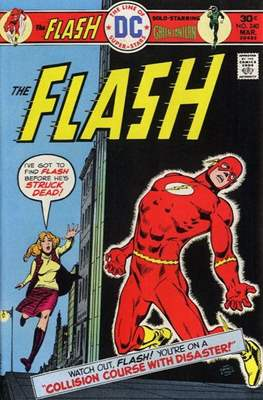 Flash vol. 1 (1959-1985) (Grapa, 32 págs.) #240