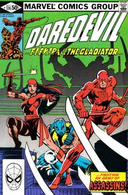 Daredevil Vol. 1 (1964-1998) (Comic Book) #174