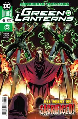Green Lanterns Vol. 1 (2016-2018) (Comic-book) #42