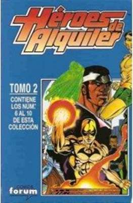 Héroes de Alquiler (1998-1999) #2