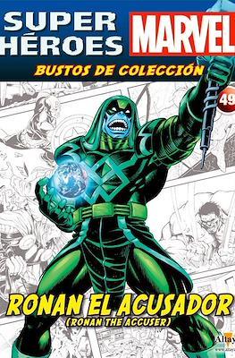Super Héroes Marvel. Bustos de Colección (Grapa) #49