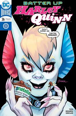 Harley Quinn Vol. 3 (2016-2020) (Comic book) #36