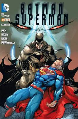 Batman / Superman. Nuevo Universo DC (Grapa) #19