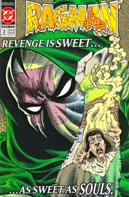 Ragman Vol. 2 (1991-1992) (Comic-book.) #2