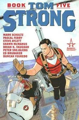 Tom Strong (2001-2008) (Softcover) #5