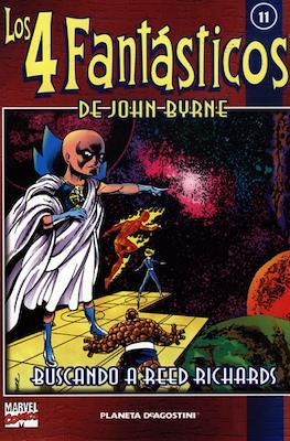 Coleccionable Los 4 Fantásticos de John Byrne (2002) (Rústica 80 pp) #11