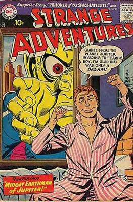 Strange Adventures (Comic Book) #91