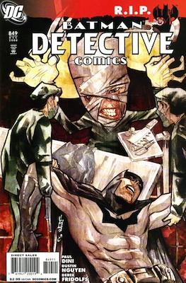 Detective Comics Vol. 1 (1937-2011; 2016-) (Comic Book) #849