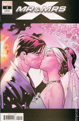 Mr. & Mrs. X (Variant Covers) (Comic Book) #1.2