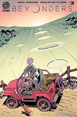 Beyonders (Comic Book) #3