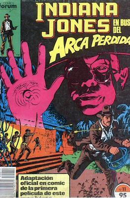 Indiana Jones (Grapa 24 pp) #11