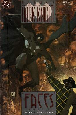 Batman: Legends of the Dark Knight Vol. 1 (1989-2007) (Comic Book) #30