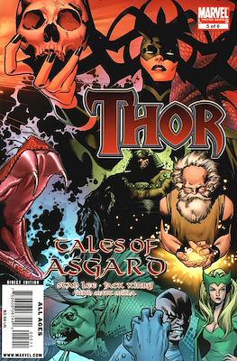 Thor: Tales of Asgard (Comic Book) #5