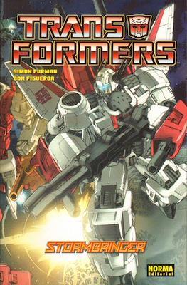 Transformers. Stormbringer