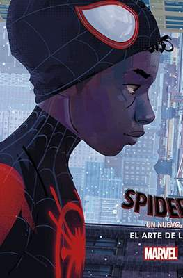 Spider-Man: un nuevo universo. El arte de la película (Cartoné 192 pp) #