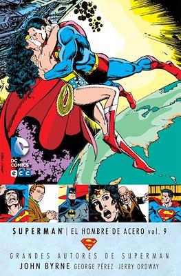 Grandes Autores de Superman: John Byrne (Cartoné 232 pp) #9