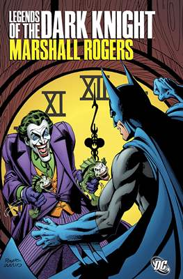 Legends of the Dark Knight Marshall Rogers