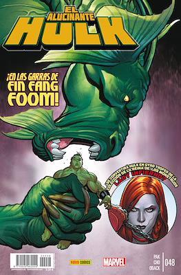 El Increíble Hulk Vol. 2 / Indestructible Hulk / El Alucinante Hulk / El Inmortal Hulk (2012-) (Grapa) #48
