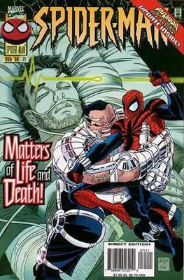 Spider-Man (Vol. 1 1990-2000) (Comic Book) #71