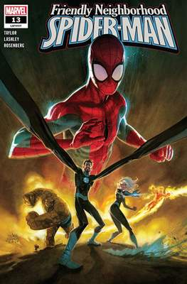 Friendly Neighborhood Spider-Man Vol. 2 (Comic Book) #13