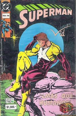 Supermán (1986-2001) (Grapa) #156