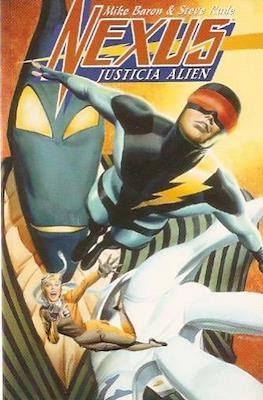 Nexus. Justicia alien