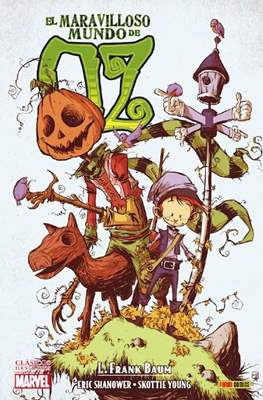 El mago de Oz. Clásicos Ilustrados Marvel (Cartoné. 144 - 224 págs) #2