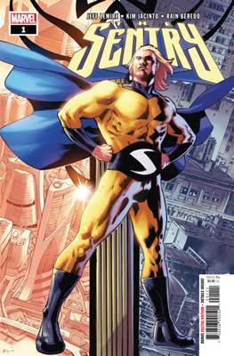 The Sentry Vol. 3 (2018) (Comic Book) #1