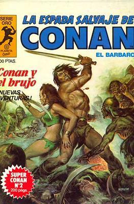 Super Conan. La Espada Salvaje de Conan (Cartoné 1ª Edición.) #2