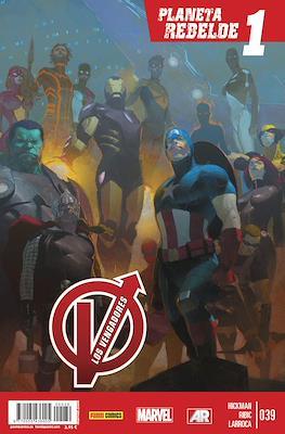Los Vengadores Vol. 4 (2011-) (Grapa) #39