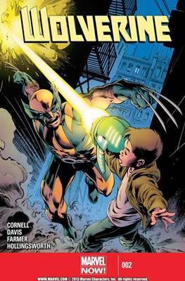 Wolverine (2013-2014) (Digital) #2