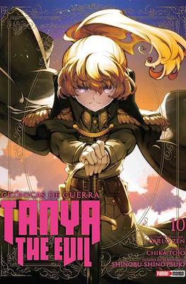 Crónicas de Guerra: Tanya the Evil #10