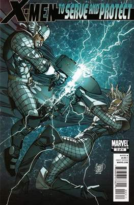 X-Men: To Serve and Protect (Comic-Book) #3