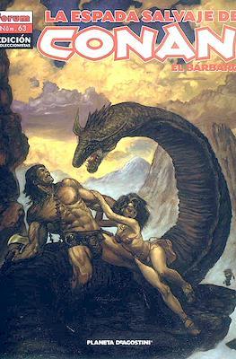 La Espada Salvaje de Conan el Bárbaro. Edición coleccionistas (Rústica. 64 páginas. B/N. (2005-2008).) #63