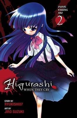 Higurashi When They Cry (Paperback) #6