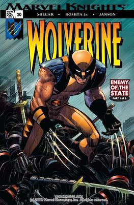 Wolverine / Dark Wolverine (2003-2010) (Digital) #20