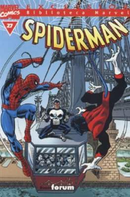 Biblioteca Marvel: Spiderman (2003-2006) (Rústica 160 pp) #27