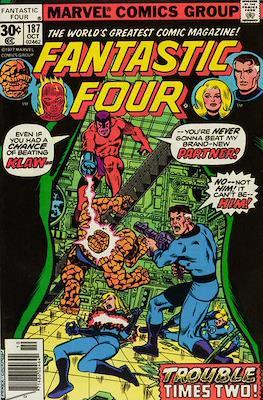 Fantastic Four Vol. 1 (1961-1996) (saddle-stitched) #187
